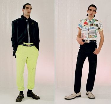 Designer Martine Rose Men's Collection