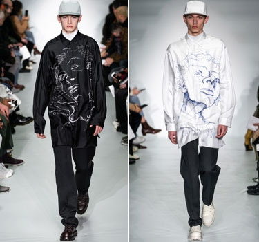 Designer OAMC Men's Collection