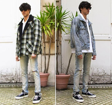 Designer Rhude Men's Collection