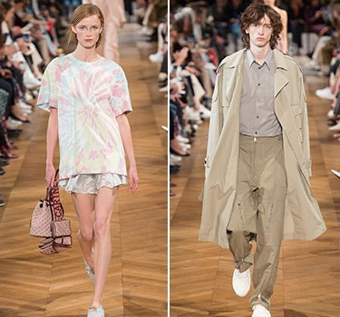 Designer Stella Mccartney Men and Women's Collection