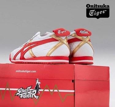 Designer Onitsuka Tiger Collection