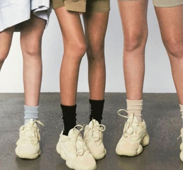 Designer Yeezy Women's Collection