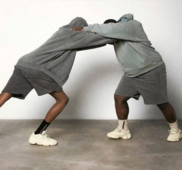 Designer Yeezy Men's Collection