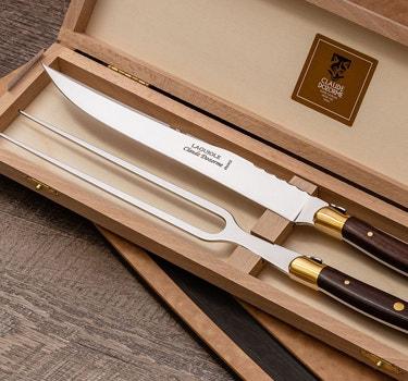 Designer Claude Dozorme Cutlery Collection