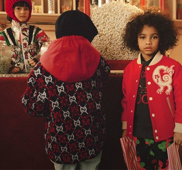 Designer Gucci KIDS' Collection