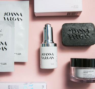 Skincare brand Joanna Vargas