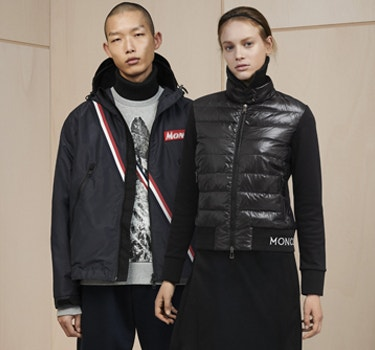 Designer Moncler Women's Collection