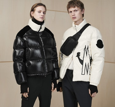 Designer Moncler Men's Collection