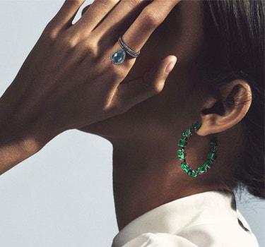 Designer Nina Runsdorf Women's collection