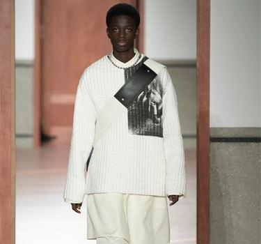 Designer OAMC Men's Collection