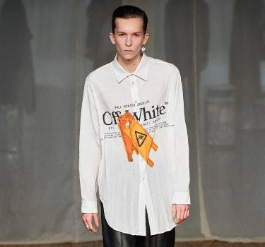 Designer Off-White Men's Collection