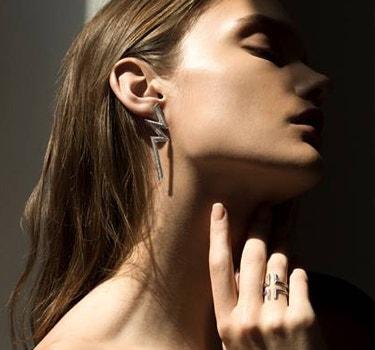 Designer Ralf Masri Women's collection