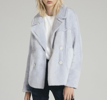 Designer Yves Salomon Women's collection