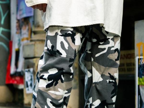 Now Trending: Cargo Pants