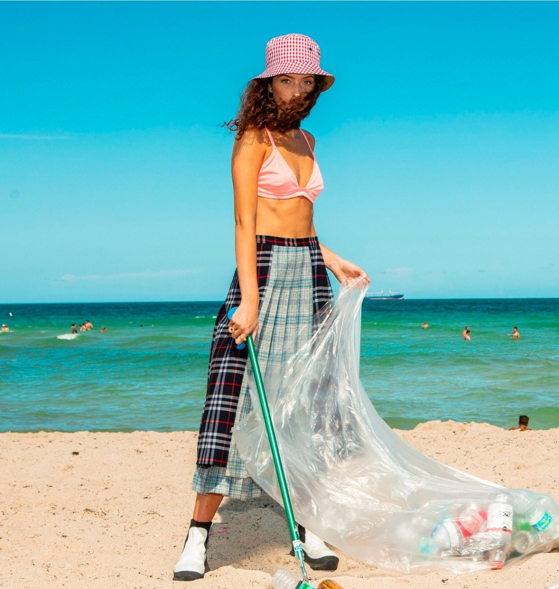 RENTRAYAGE Skirt
