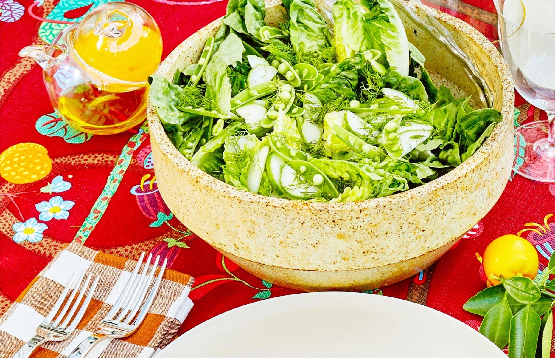 LAURENCE BRABANT Oil and Vinegar Inseparables – CICA GOMEZ Ceramic Bowl