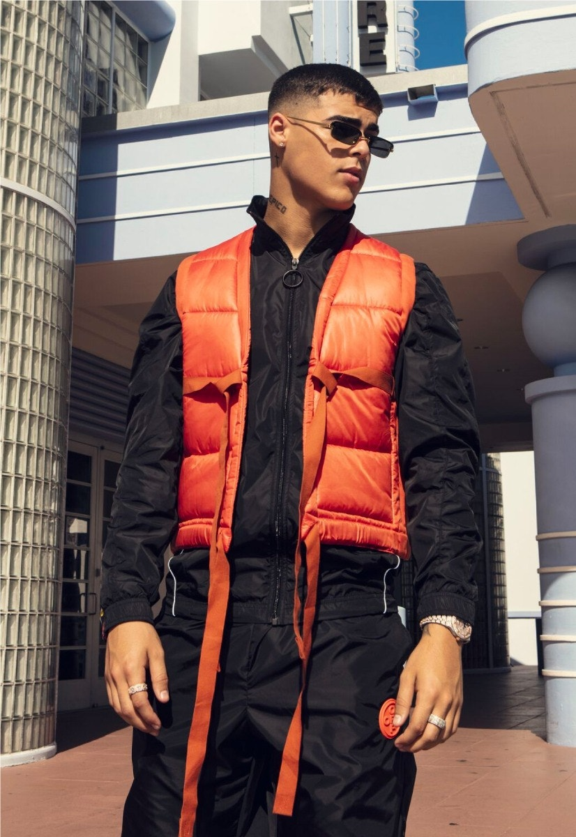 AMBUSH Quilted Shell – OFF-WHITE Nylon Track Jacket and Pant