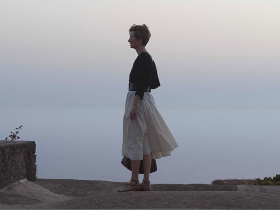clip from the movie a bigger splash