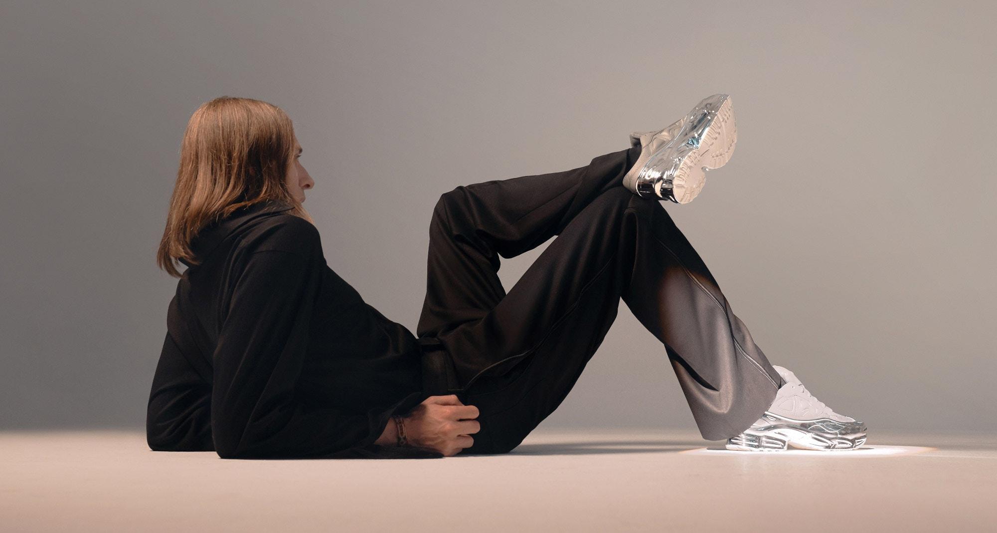 adidas by Raf Simons RS Ozweego ft. Baltra