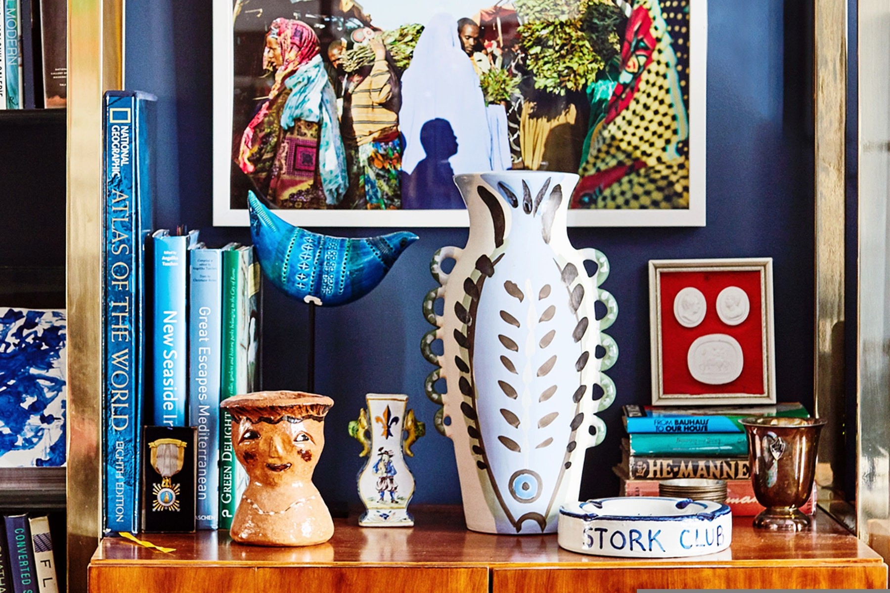THE WEBSTER HOME CURATED BY STARRETT HOYT RINGBOM