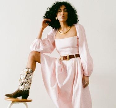 Designer Mara Hoffman Women's Collection